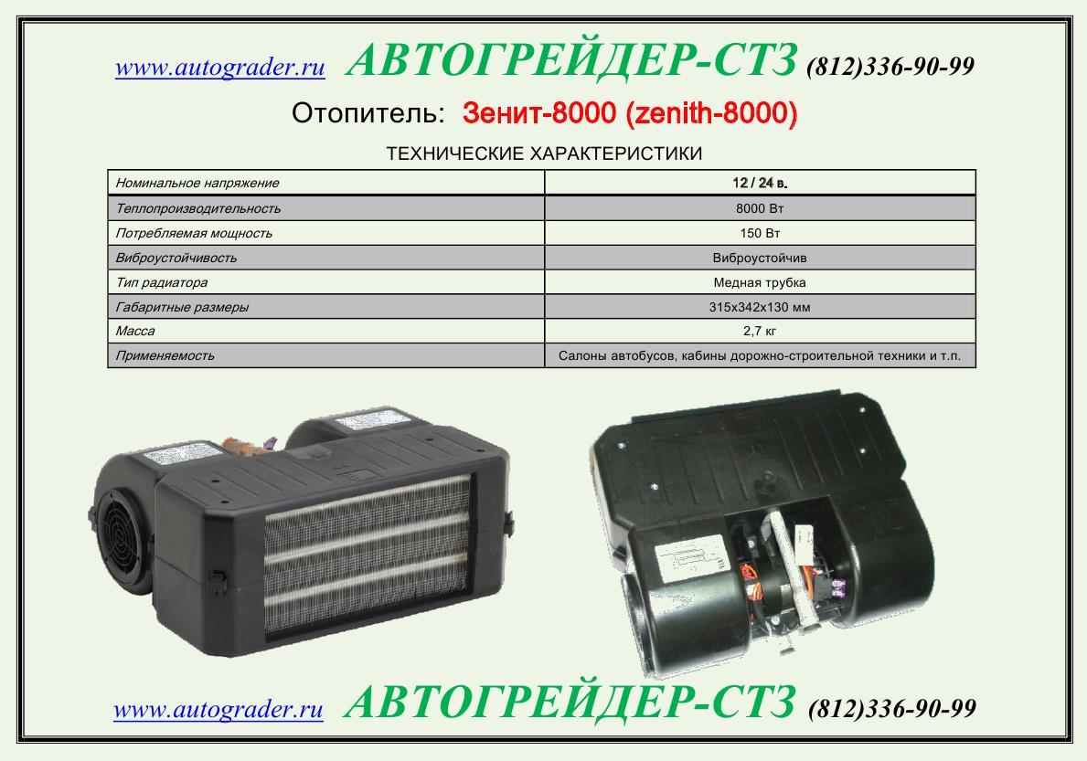 Инструкция По Ремонту Zenith 8000