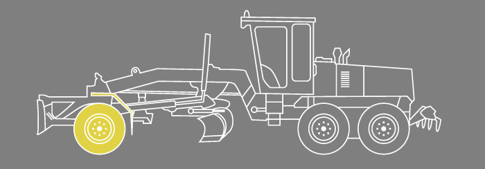 Автогрейдеры ГС-18.05