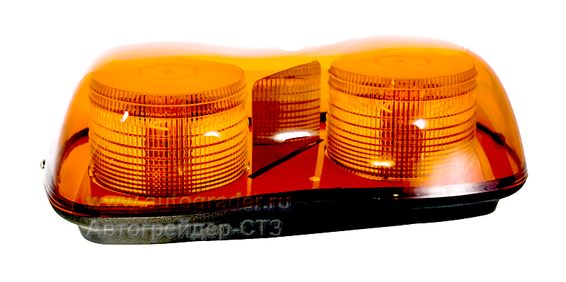 маяк проблесковый сдвоенный LED
